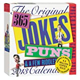 The Original 365 Jokes, Puns & a Few Riddles 2013 Calendar (Page a Day Calendar)