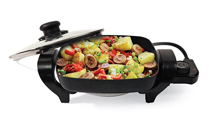 Nesco ES-08 Electric Skillet Via Amazon
