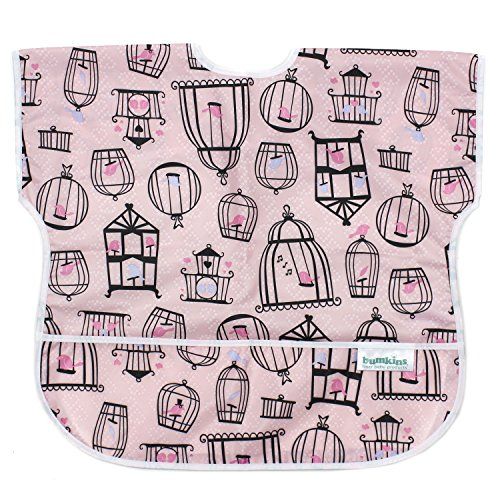 Bumkins Waterproof Junior Bib, Tweet