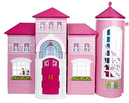 Barbie Malibu House–Maisons De Poupées