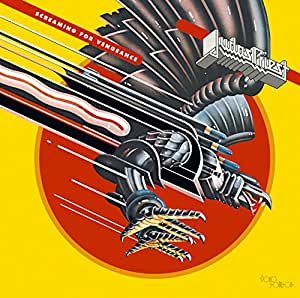 JUDAS PRIEST - ... Judas Priest Screaming For Vengeance Vinyl