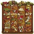 Coppenrath 4308 Nostalgische Weihnachtskommode, Adventskalender