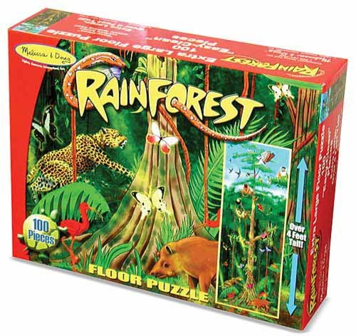 Rain Forest Floor (100 Pc) front-969565