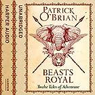 Beasts Royal: Twelve Tales of Adventure (       ungekürzt) von Patrick O'Brian Gesprochen von: Robert Hardy