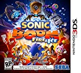 Sonic Boom: Fire and Ice - Nintendo 3DS