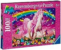Pferdetraum - 100 Teile XXL Glitter Puzzle