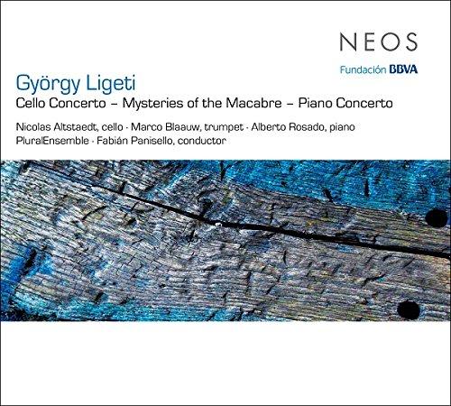 György Ligeti - Oeuvres orchestrales 61o8gENzlwL