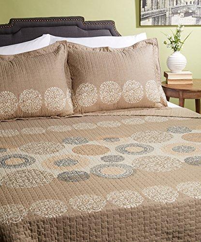 King Size Bedspread Sets 1033 front