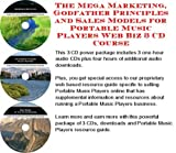 img - for The Mega Marketing, Godfather Principles and Sales Models for Portable DVD Players Web Biz 3 CD Course book / textbook / text book