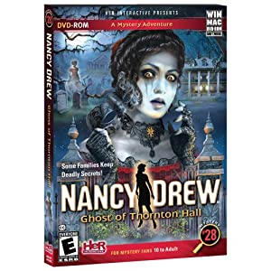Nancy Drew: Ghost of Thornton Hall from Her Interactive
