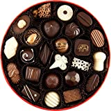 Woodhouse Chocolate 24 pc. Traditional Assortment in a Red Box