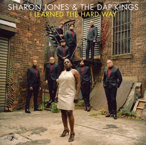 Vinilo : Sharon Jones - I Learned The Hard Way (Digital Download Card)