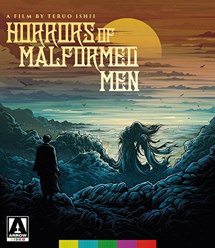 Blu-ray : Horrors Of Malformed Men (Blu-ray)