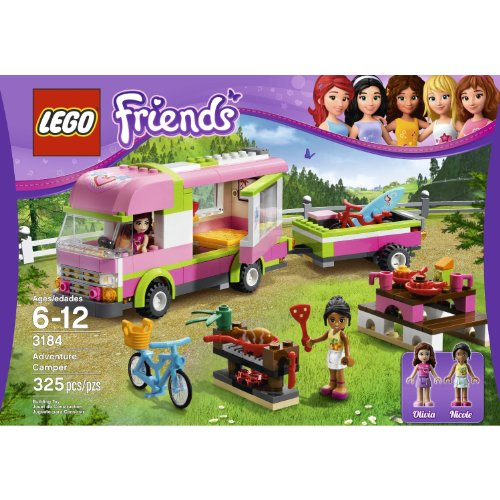LEGO Friends 3184 Adventure Camper (age: 6  12 years) Picture
