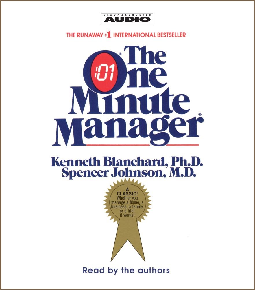 top best selling management books of all time 33 the one minute manager image source