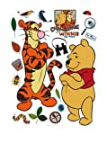 Disney Winnie The Pooh Challenge Giant Wall Stickers
