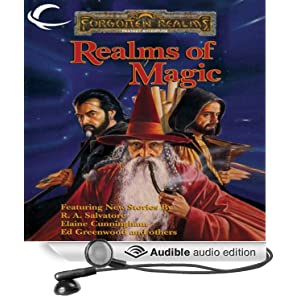 Realms of Magic  - R. A. Salvatore , Elaine Cunningham , Ed Greenwood , Christie Golden