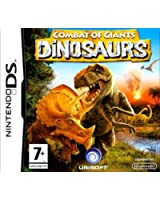 Dinosaurs: Combat Of Giants (Nintendo DS) [import anglais]