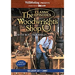 Classic Woodwright's Shop Season 27