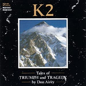 K2-Tales of triumph and tragedy (1988)
