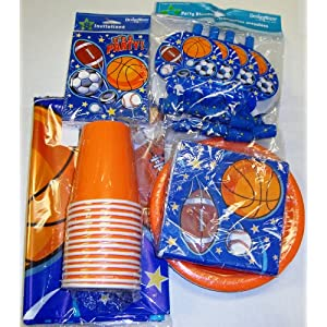 Click to buy Sports Explosion Party Kitfrom Amazon!