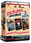 Jackass Unrated 3-Pack (The Movie, Nu...