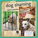img - for Dog Shaming 2016 Wall Calendar book / textbook / text book