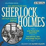 Eine Frage der Identität / Das Rätsel von Boscombe Valley (Die Abenteuer des Sherlock Holmes) | Arthur Conan Doyle