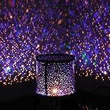 InnooTech proyector ligero de la lámpara LED con increíble Escena del cielo nocturno de la estrella, con el cable USB (embalado en una caja de regalo) Navidad y Tahnksgiving