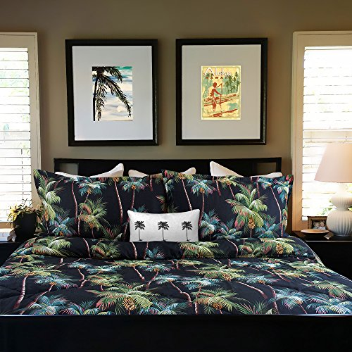 Palm Tree Bedding Sets Check Out These Cheery Designs