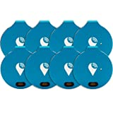 TrackR Bravo - Generation 2, Blue (Discontinued by Manufacturer, Generation 3 Now Available) (Color: Blue)
