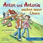 Anton und Antonia machen immer Chaos | Juma Kliebenstein