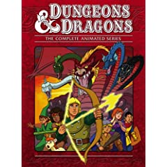 D&D The Complete Animated Series
