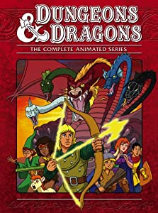 Dungeons and Dragons Comp Anim