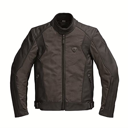 Rev it - Blouson - IGNITION 2 - Couleur : Noir/Antracite - Taille : 48