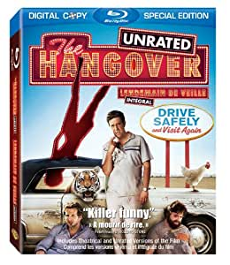 The Hangover: Unrated Special Edition / L'Endemain de veille : Édition spéciale (Bilingual) [Blu-ray]