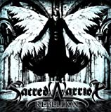 Rebellion (Collector's Edition) by Sacred Warrior (2012-02-28)