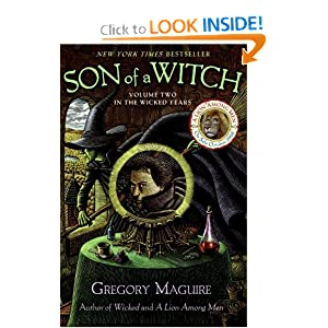 Son of a Witch: A Novel (Wicked Years) by