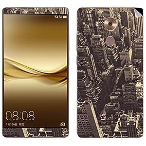 Theskinmantra City Of York Huawei Mate 8 mobile skin