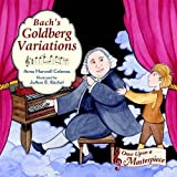 img - for Bach's Goldberg Variations (Once Upon a Masterpiece) book / textbook / text book