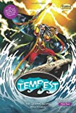 img - for The Tempest The Graphic Novel: Plain Text (American English) book / textbook / text book