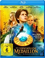 Das Verschollene Medaillon [Blu-ray] [Import allemand]