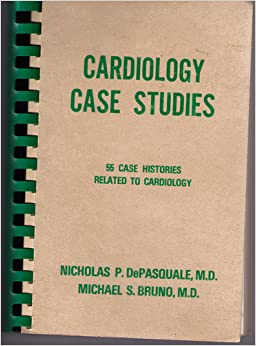 Cardiology case studies book