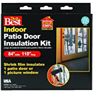 Do it Best Heat Shrink Film Window Kit-PATIO DOOR SHRK FILM KIT