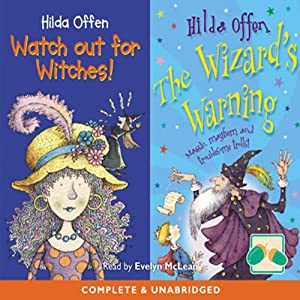 Watch out for Witches! and The Wizard's Warning! Audiobook