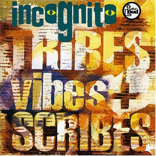 Incognito - Tribes Vibes & Scribes (Re-Issue) - Zortam Music