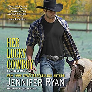Her Lucky Cowboy Audiobook