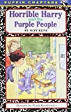 Horrible Harry and the Purple People (0140382232) by Kline, Suzy