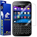 ArmorSuit MilitaryShield - BlackBerry Classic Screen Protector Anti-Bubble Ultra HD - Extreme Clarity & Touch Responsive Shield with Lifetime Replacement Warranty from ArmorSuit