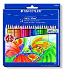 STAEDTLER Buntstifte Noris Club Set 2...